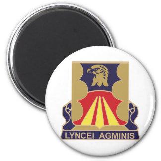 147 Aviation Bn 6 Cm Round Magnet