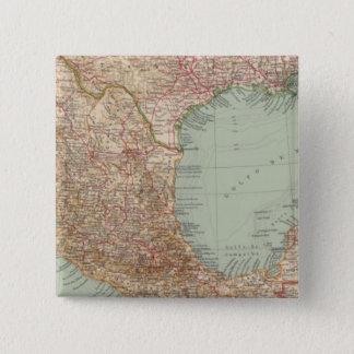 147 Mexico 15 Cm Square Badge