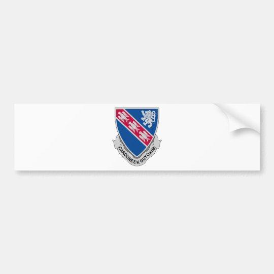 147 Regiment Bumper Sticker