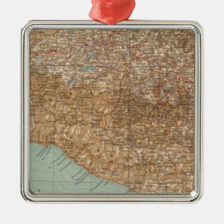 148 Central Mexico Christmas Ornament