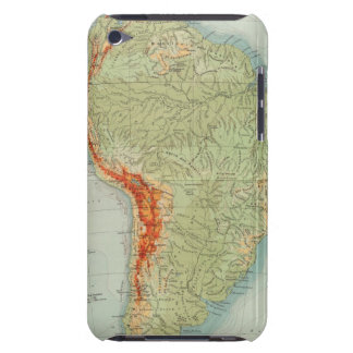 14950 South America Physical iPod Touch Case-Mate Case