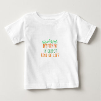 14 carrot kind of life tee