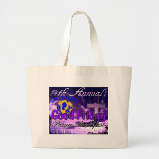 14 G2W GoodFriday Large Tote Bag