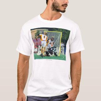 14 Jun 2001:  Casey Powell #22  Long T-Shirt