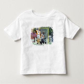 14 Jun 2001:  Casey Powell #22  Long T-shirts