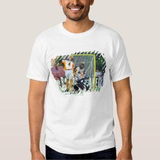 14 Jun 2001:  Casey Powell #22  Long Tee Shirt