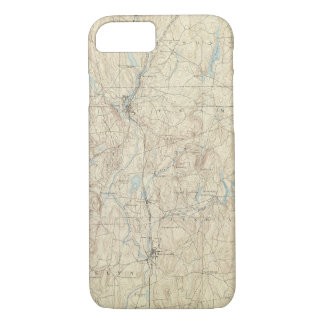 14 Putnam sheet iPhone 8/7 Case