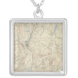 14 Putnam sheet Silver Plated Necklace