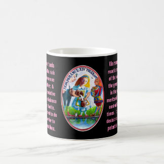 14. Temperane - Alice tarot Coffee Mug