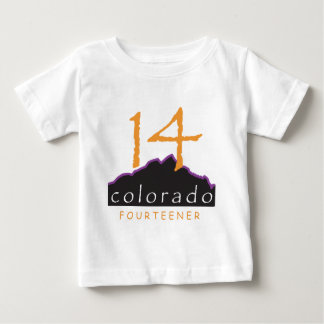14er Wear Clothing Baby T-Shirt