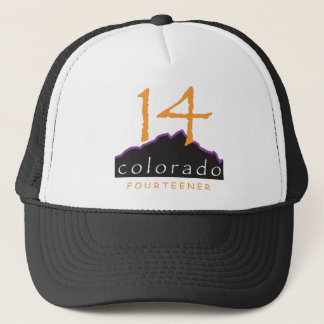 14er Wear Clothing Trucker Hat