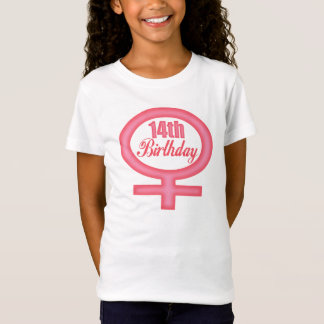 14th Birthday Gifts T Shirt