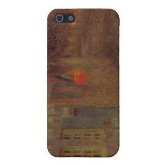 14th July by Henri Le Sidaner iPhone 5 Covers