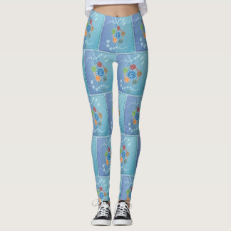 14th Quote; 5 Ways to be better Leggings