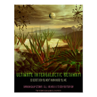 14x18 Ultimate Travel Getaway Travel 2 Poster