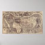 1507 Martin Waldseemuller World Map