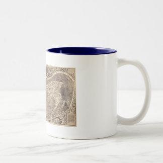 1507 Martin Waldseemuller World Map Mug