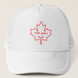 150 years of Canada Trucker Hat