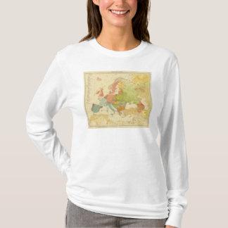 1516 European ethnographic T-Shirt