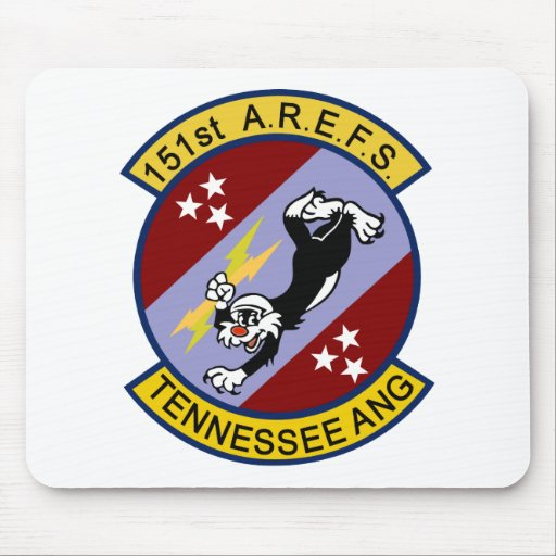 151st Tennessee ANG Mousepad
