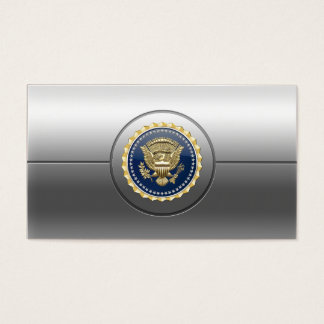 [154] Presidential Service Badge [PSB] Business Card