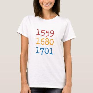 1559 1680 1701 T-Shirt
