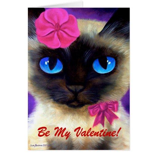 155 CHARMING 11X14, Be My Valentine! Card