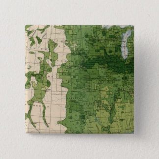 155 Corn/acre 15 Cm Square Badge