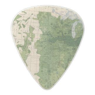 155 Corn/acre Acetal Guitar Pick