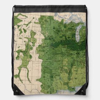 155 Corn/acre Drawstring Bag