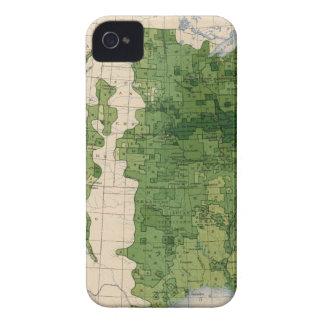 155 Corn/acre iPhone 4 Cases