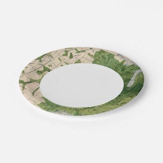 155 Corn/acre Paper Plate