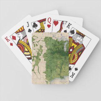 155 Corn/acre Playing Cards