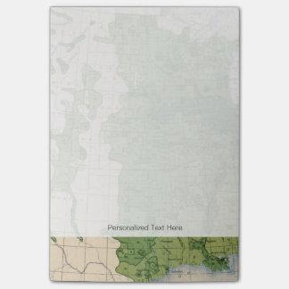 155 Corn/acre Post-it Notes