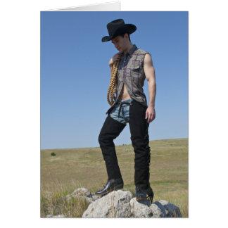 15605-RA Cowboy Greeting Cards