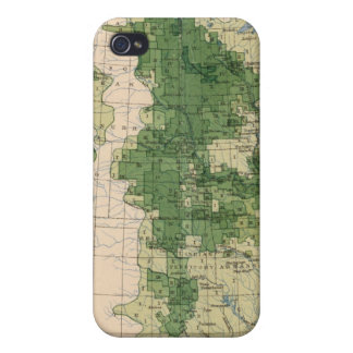 156 Wheat/sq mile Cover For iPhone 4