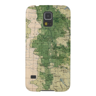 156 Wheat/sq mile Galaxy S5 Case