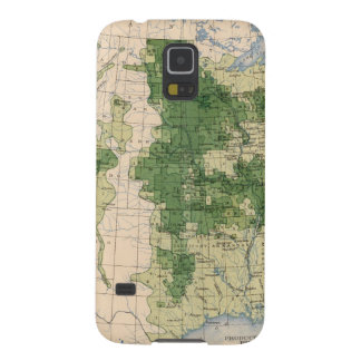 156 Wheat/sq mile Galaxy S5 Covers