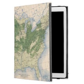 "156 Wheat/sq mile iPad Pro 12.9"" Case"
