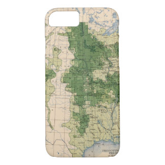 156 Wheat/sq mile iPhone 8/7 Case