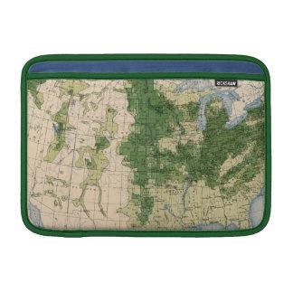 156 Wheat/sq mile MacBook Sleeve