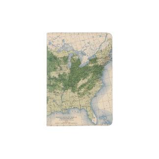 156 Wheat/sq mile Passport Holder