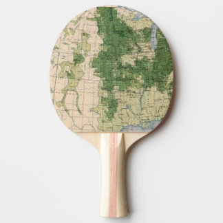 156 Wheat/sq mile Ping Pong Paddle