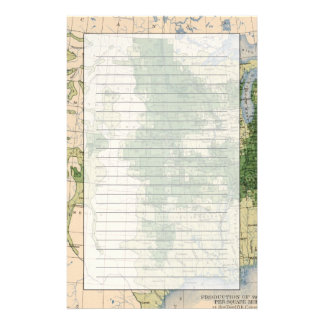 156 Wheat/sq mile Stationery