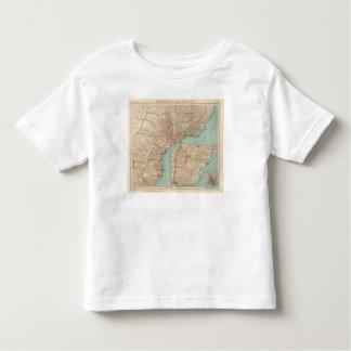 15758 Southern Brazil, Uruguay Toddler T-Shirt