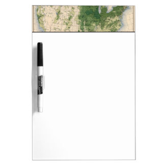 158 Oats/sq mile Dry Erase Board