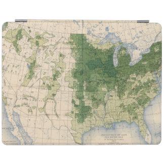158 Oats/sq mile iPad Cover