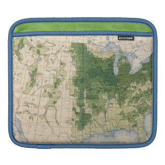 158 Oats/sq mile iPad Sleeve