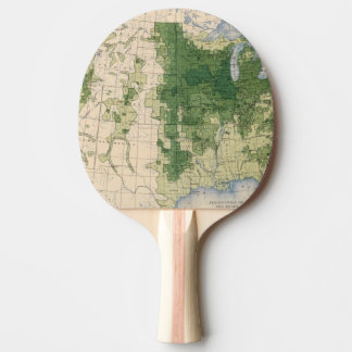 158 Oats/sq mile Ping Pong Paddle
