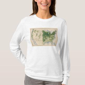 158 Oats/sq mile T-Shirt